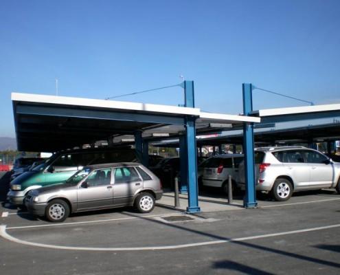 ET Europa - Marquesinas para coches