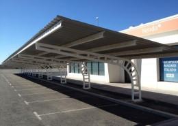 ET EUROPA - Marquesinas de parking celosia