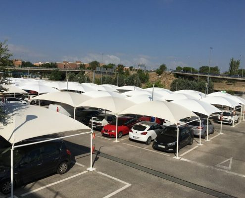 cubiertas textiles para aena en el aeropuerto de barajas 13
