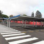 marquesinas aparcamiento