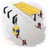 marquesinas de aparcamiento servicio integral. - marquesinas de parking metalicas para coches servicio total